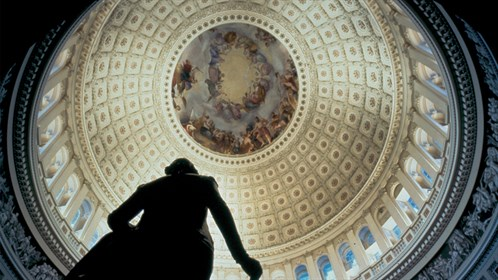 Washington Capital Dome - Washington - Unitas Rejser